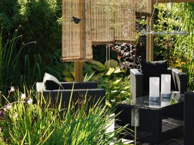inspiration jardin les am nagement petite terrasse. Black Bedroom Furniture Sets. Home Design Ideas
